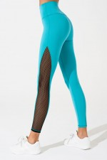 Iris Cross Mesh Legging