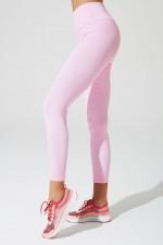 7/8 High-waist Ribbed Legging