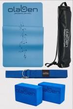 Navy Blue Zodiac YogaAdvanced kit (Save 10%)