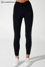 Double High-waist Legging