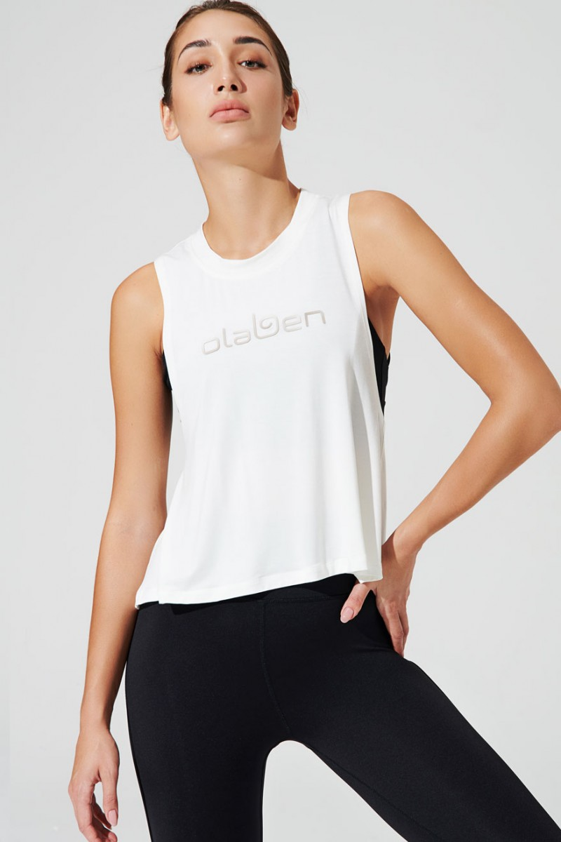 Olaben Twisted-back Tank