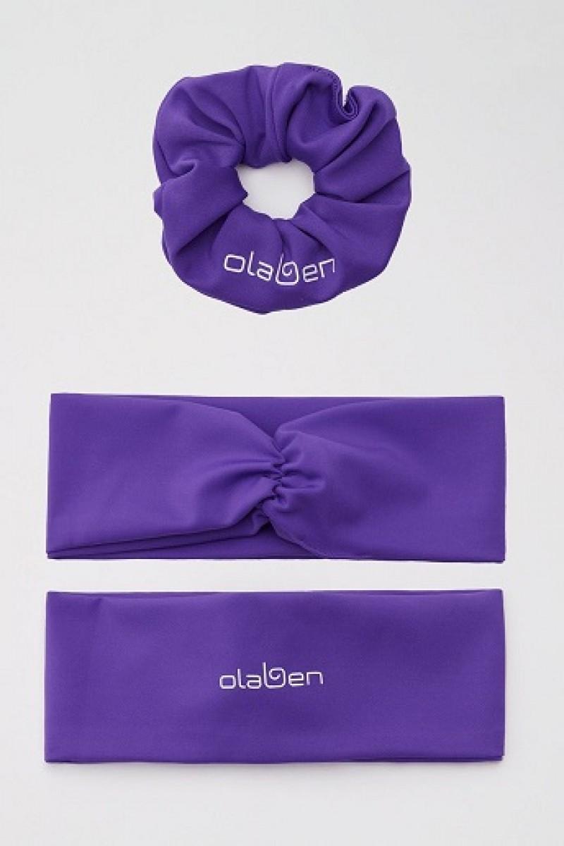 Florétta Headband & Scrunchie